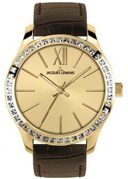 fashion наручные  женские часы Jacques Lemans 1-1841C. Коллекция Rome