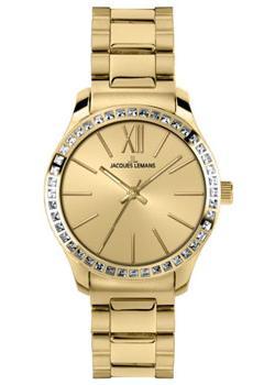 fashion наручные  женские часы Jacques Lemans 1-1841G. Коллекция Rome