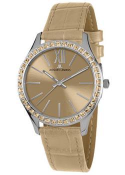 fashion наручные  женские часы Jacques Lemans 1-1841J. Коллекция Rome