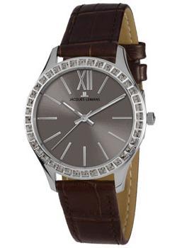 fashion наручные  женские часы Jacques Lemans 1-1841L. Коллекция Rome.
