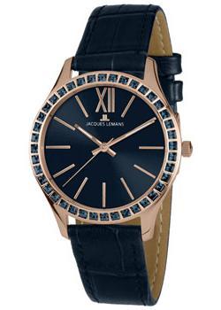 fashion наручные  женские часы Jacques Lemans 1-1841M. Коллекция Rome