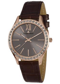 fashion наручные  женские часы Jacques Lemans 1-1841P. Коллекция Rome