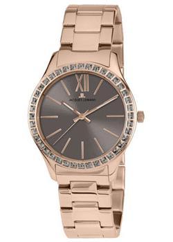 fashion наручные  женские часы Jacques Lemans 1-1841R. Коллекция Rome