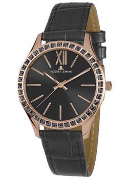 fashion наручные  женские часы Jacques Lemans 1-1841S. Коллекция Rome