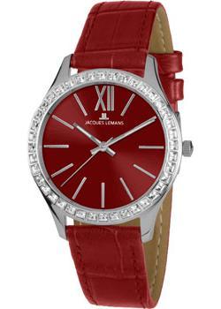 fashion наручные  женские часы Jacques Lemans 1-1841U. Коллекция Rome
