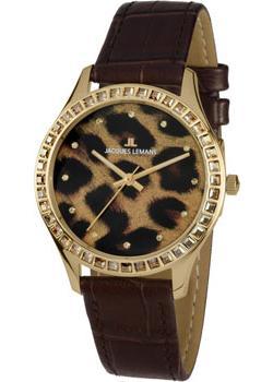 fashion наручные  женские часы Jacques Lemans 1-1841Y. Коллекция Rome