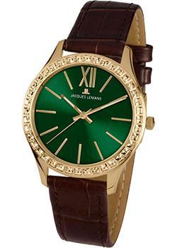 fashion наручные  женские часы Jacques Lemans 1-1841ZB. Коллекция Rome