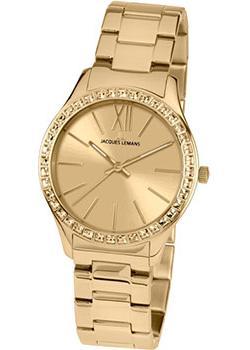 fashion наручные  женские часы Jacques Lemans 1-1841ZC. Коллекция Rome
