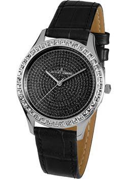 fashion наручные  женские часы Jacques Lemans 1-1841ZD. Коллекция Rome