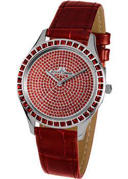 fashion наручные  женские часы Jacques Lemans 1-1841ZH. Коллекция Rome