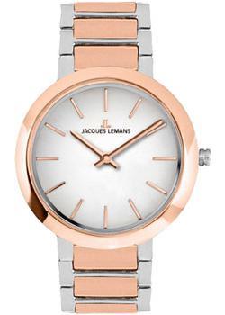 fashion наручные  женские часы Jacques Lemans 1-1842B. Коллекция Milano