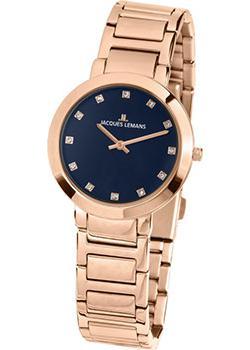 fashion наручные  женские часы Jacques Lemans 1-1842J. Коллекция Milano