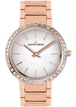 fashion наручные  женские часы Jacques Lemans 1-1843C. Коллекция Milano.