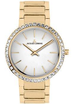 fashion наручные  женские часы Jacques Lemans 1-1843E. Коллекция Milano