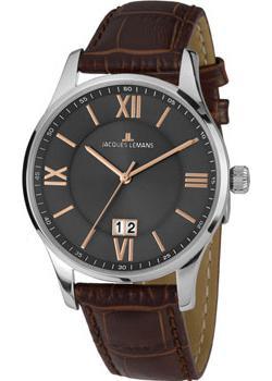 fashion наручные  мужские часы Jacques Lemans 1-1845N. Коллекция London.