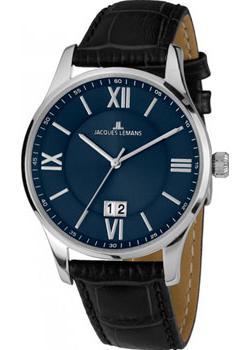 Fashion наручные мужские часы Jacques Lemans 1-1845O. Коллекция London фото