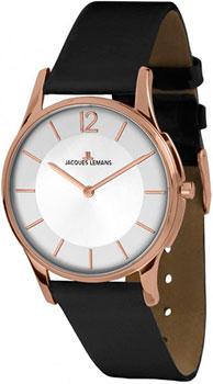 fashion наручные  женские часы Jacques Lemans 1-1851H. Коллекция Classic