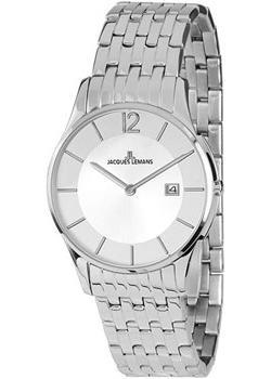 Fashion наручные мужские часы Jacques Lemans 1-1852C. Коллекция London фото