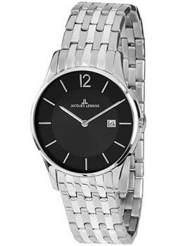 Fashion наручные мужские часы Jacques Lemans 1-1852E. Коллекция London фото