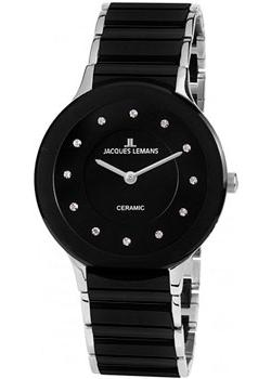 fashion наручные  женские часы Jacques Lemans 1-1856E. Коллекция Dublin