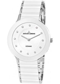 fashion наручные  женские часы Jacques Lemans 1-1856F. Коллекция Dublin