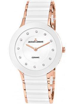 fashion наручные  женские часы Jacques Lemans 1-1856H. Коллекция Dublin