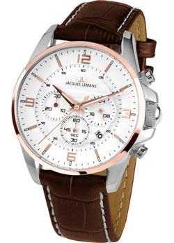 fashion наручные  женские часы Jacques Lemans 1-1857D. Коллекция Liverpool