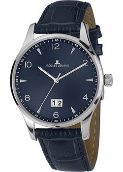Fashion наручные мужские часы Jacques Lemans 1-1862ZC. Коллекция London фото