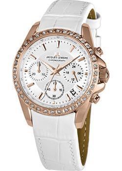 fashion наручные  женские часы Jacques Lemans 1-1864B. Коллекция Liverpool