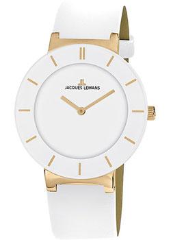 fashion наручные  женские часы Jacques Lemans 1-1867F. Коллекция Monaco
