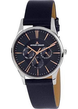 fashion наручные  мужские часы Jacques Lemans 1-1929C. Коллекция London.