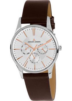 fashion наручные  мужские часы Jacques Lemans 1-1929D. Коллекция London.