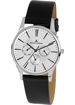 Fashion наручные мужские часы Jacques Lemans 1-1929H. Коллекция London фото