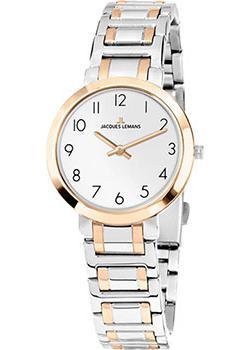 fashion наручные  женские часы Jacques Lemans 1-1932C. Коллекция Milano