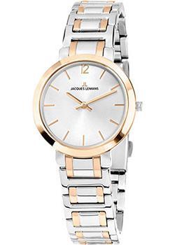 fashion наручные  женские часы Jacques Lemans 1-1932D. Коллекция Milano
