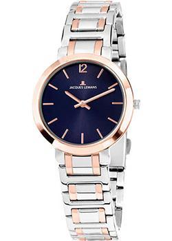 fashion наручные  женские часы Jacques Lemans 1-1932F. Коллекция Milano