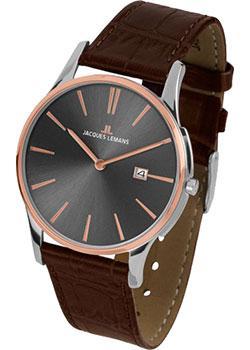 fashion наручные  женские часы Jacques Lemans 1-1937E. Коллекция London