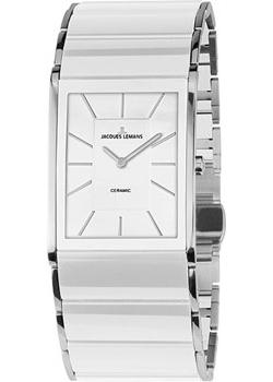 fashion наручные  женские часы Jacques Lemans 1-1940B. Коллекция Ceramic
