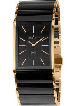 fashion наручные  женские часы Jacques Lemans 1-1940C. Коллекция Ceramic