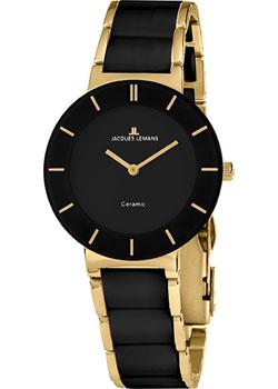 fashion наручные  женские часы Jacques Lemans 1-1947E. Коллекция Monaco