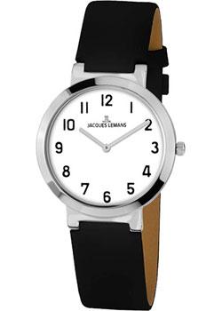 fashion наручные  женские часы Jacques Lemans 1-1997F. Коллекция Milano