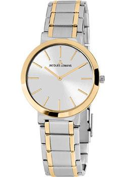 fashion наручные  женские часы Jacques Lemans 1-1998G. Коллекция Milano