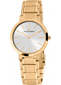 fashion наручные  женские часы Jacques Lemans 1-1998i. Коллекция Milano