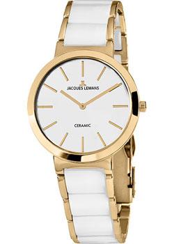 fashion наручные  женские часы Jacques Lemans 1-1999D. Коллекция Ceramic