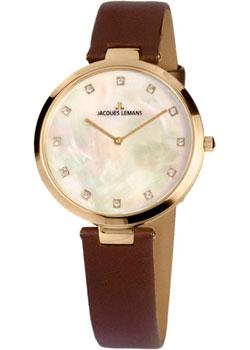 fashion наручные  женские часы Jacques Lemans 1-2001B. Коллекция Milano