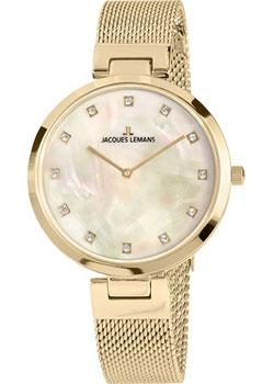 fashion наручные  женские часы Jacques Lemans 1-2001D. Коллекция Milano