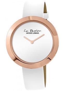 Fashion наручные женские часы Jacques Lemans LP-113C. Коллекция La Passion фото