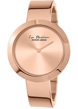 fashion наручные  женские часы Jacques Lemans LP-113F. Коллекция La Passion