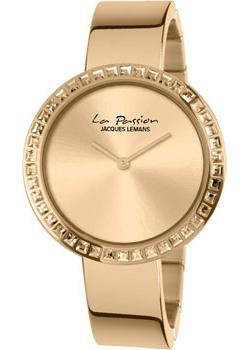 fashion наручные  женские часы Jacques Lemans LP-114C. Коллекция La Passion