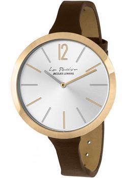 fashion наручные  женские часы Jacques Lemans LP-115D. Коллекция La Passion